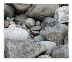 Beach Life Collection Fleece Blanket