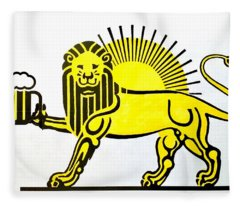 Beersia Fleece Blanket