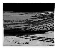 Boat Fleece Blanket