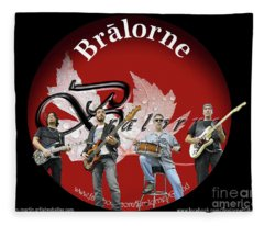 Bralorne - The Band Fleece Blanket