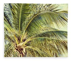 Island Breezes Fleece Blanket