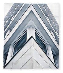 Acute Angle Photographs Fleece Blankets