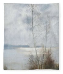 Carl Brandt    1871 1930    Landscape Fleece Blanket