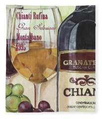 Chianti Rufina Fleece Blanket