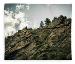 Clear Creek Canyon Fleece Blanket