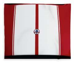 Cobra Fleece Blanket