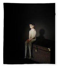 Columbina's Gone Fleece Blanket