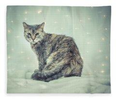 Dapple Fleece Blanket