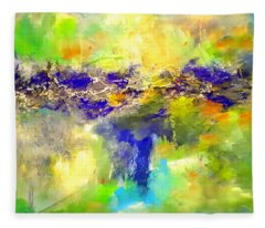 Dawn Breaking 1 Fleece Blanket