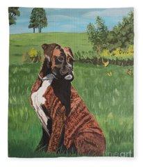 Duke Fleece Blanket