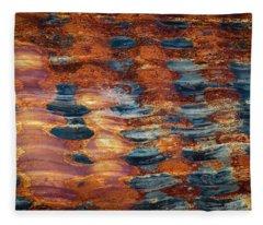 Float On Fleece Blanket