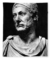 Hannibal, Carthaginian Military Fleece Blanket
