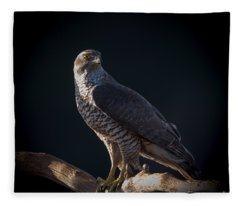 Hawk-eye Fleece Blanket