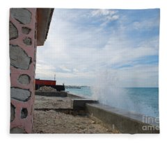 High Tide Fleece Blanket