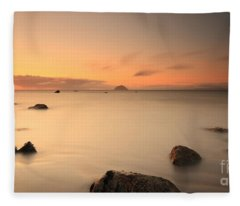 Lendalfoot Sunset Fleece Blanket