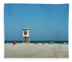 Life Guard Fleece Blanket