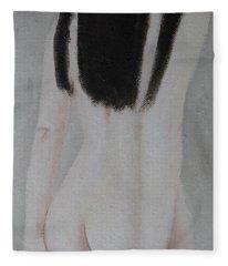Long Hair Fleece Blanket