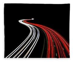 Lost Highway Fleece Blanket