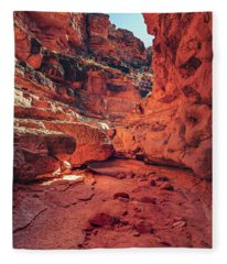 Marble Canyon Fleece Blanket