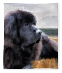 Marlene Fleece Blanket