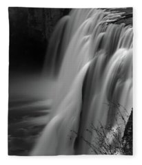 Mesa Falls Fleece Blanket