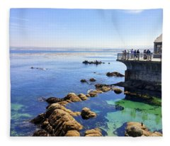 Montery Bay Fleece Blanket