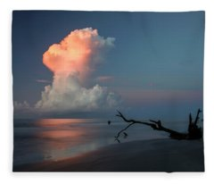 Morning Glow Fleece Blanket