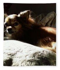 Our Little Angel Fleece Blanket