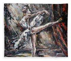 Odette Fleece Blanket