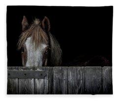 Peek A Boo Fleece Blanket