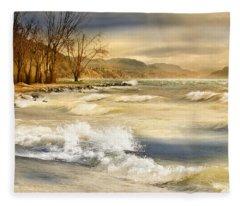 Perfect Storm Fleece Blanket