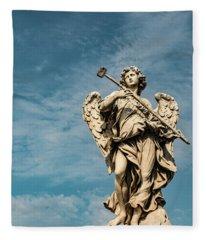 Potaverunt Me Aceto Fleece Blanket
