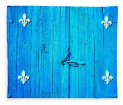 Quebec ... Fleece Blanket