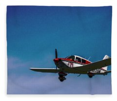 Race 179 Fleece Blanket