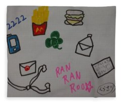Ranranroo Fleece Blanket