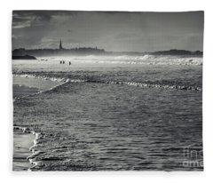 Saint-malo Fleece Blanket