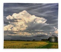 Silo Cloud Fleece Blanket