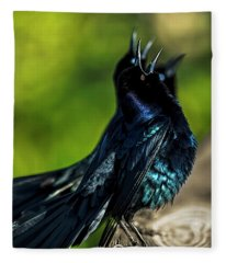 Sing, Sing A Song... Fleece Blanket