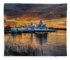 Smithfield Station Fleece Blanket
