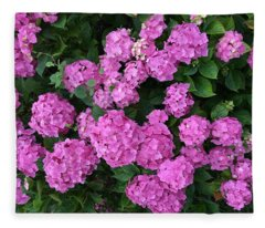 Spring Explosion Fleece Blanket