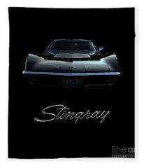 Stingray Fleece Blanket