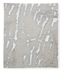 Stone Surface Fleece Blanket