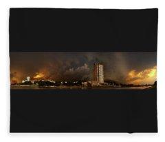 Stormin-ict Fleece Blanket