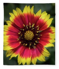 Sunflower Fleece Blanket