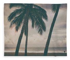 Surf Mates 2 Fleece Blanket