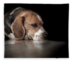 The Day Dreamer Fleece Blanket