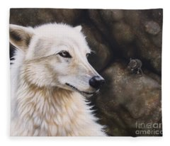 The Mouse Fleece Blanket