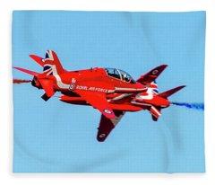 The Reds  Fleece Blanket
