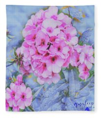Thinking Of Spring Fleece Blanket