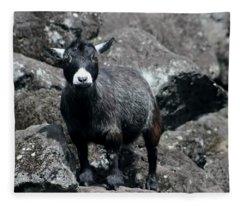 This Is My Rock Fleece Blanket